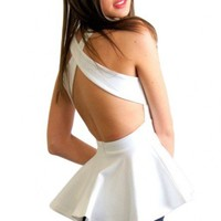 Truth or Dare top in white  | Show Pony Fashion online shopping