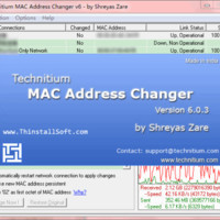 Change MAC Address v3.1 + License Keys For Windows