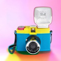 Lomography 'Diana F+ CMYK' Film Camera