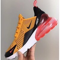 Nike Air Max 270 men and women The air cushion shoes eaeccc05e4