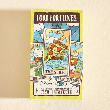 Food Fortunes Tarot Card Set | Mod Retro Vintage Toys | ModCloth.com
