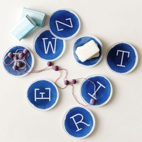 Alphabet Trays | west elm