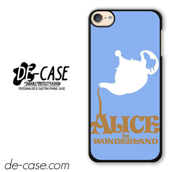 Alice In Wonderland Tea Cup DEAL-533 Apple Phonecase Cover For Ipod Touch 6