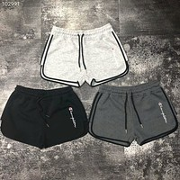 Champion 2018 summer trend women's casual sports hot pants shorts F-AG-CLWM