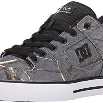 DC Men's Pure Realtree Skate Shoe