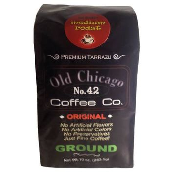Old Chicago No. 42 Medium Roast Ground Coffee by Old Chicago Coffee Co