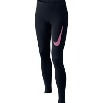 Nike Girls' Leg-A-See Tights | DICK'S Sporting Goods