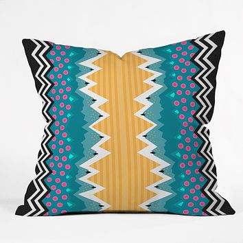 Elisabeth Fredriksson Sprinkles Pattern Throw Pillow
