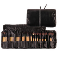 [BIG SALE] on 32 Piece Makeup Brush Set (Black) FREE SHIPPING