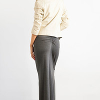 Fishtail Maxi Jersey Skirt - More Colors Available