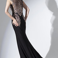 Floor Length Tony Bowls Prom Dress