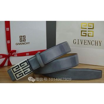 Leather Belt Givenchy