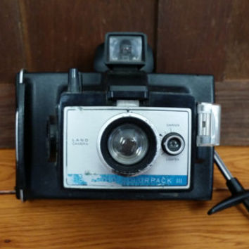 Vintage Polaroid Colorpack III Camera Great Retro Decor Polaroid Land Camera