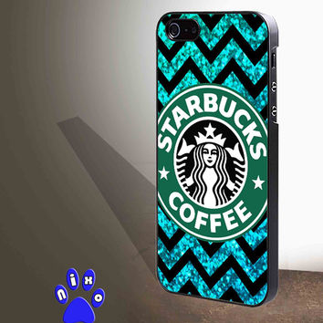 Starbuck Coffee Chevron Glitter for iphone 4/4s/5/5s/5c/6/6+, Samsung S3/S4/S5/S6, iPad 2/3/4/Air/Mini, iPod 4/5, Samsung Note 3/4 Case *NP*