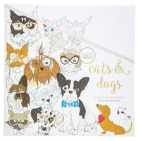 Cats & Dogs Coloring Book | Hobby Lobby | 1483858