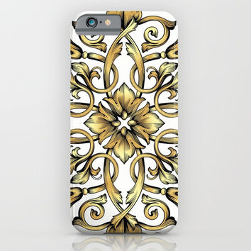 Royal iPhone & iPod Case by MIKART