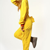 Milly Chicken Supersoft Hooded Onesuit