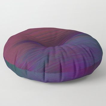 sthwst Floor Pillow by duckyb