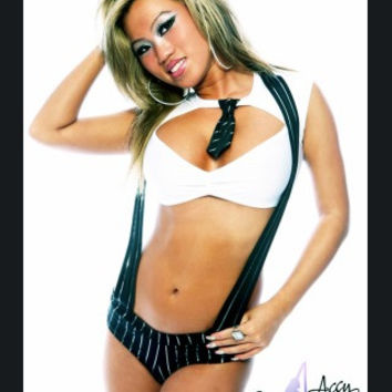 Bada Bing Gangster School Girl Set-Adult Costume