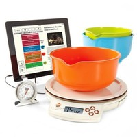 Brookstone® Perfect Bake App-Controlled Smart Baking