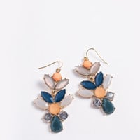Candace Pastel Dangle Earrings