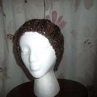 Hand knit women,teens, girls hat- winter acesorie/ valentine gift