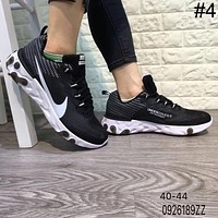 Nike React Element 87 2018 summer new casual jogging shoes F-CQ-YDX #4