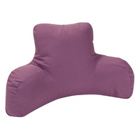 Majestic Home Goods Reading Pillow - Purple