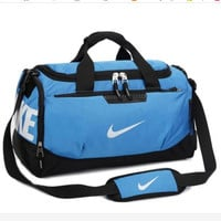 NIKE Travel bag Carry-on bag luggage Tote Handbag