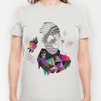 Daydream by James Richard Smith and Kris Tate T-shirt by Kris Tate | Society6