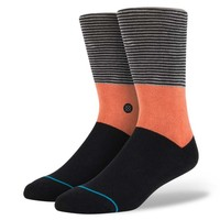 Stance | Blacktop Multi, Black, Orange socks | Buy at the Official website Main Website.