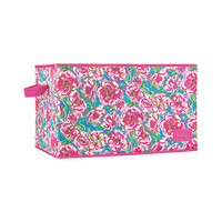 Lilly Pulitzer Large Organization Bin - Lucky Charm - Dwellings