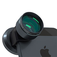 olloclip iPhone Telephoto + Circular Polarizing lens system