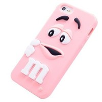 Chocolate Soft Phone Shell Case for Iphone5/5s