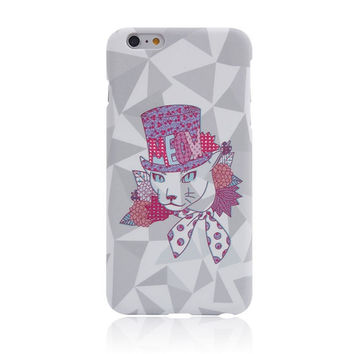 I am a Cat Creative Handmade iPhone creative cases for 5S 6 6S Plus