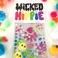 Wicked Hippie P.L.U.R. Face Jewelz