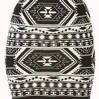 Voyager Bodycon Skirt