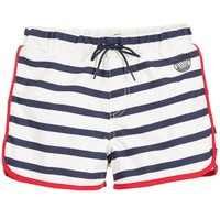 Junior Gaultier Boys Nautical Swim Shorts