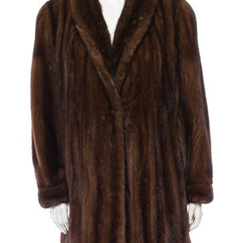 Marc Jacobs Mink Coat
