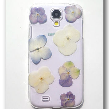 Handmade Samsung Galaxy S4 case Resin with Real by Annysworkshop
