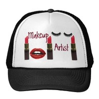 Makeup Artist Trucker Hat