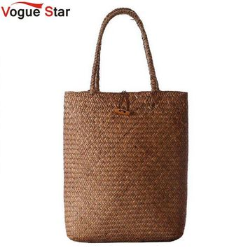 Women Handbags Straw Messenger Bags Beach Bag Large Satchel Tote Shoulder Bag