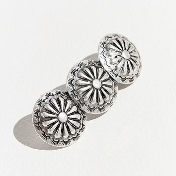 Concho Metal Hair Clip | Urban Outfitters