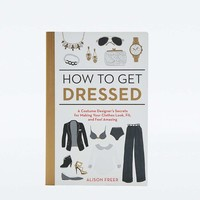 How to Get Dressed Book - Urban Outfitters