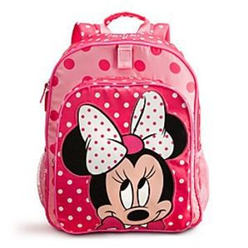 1ce4758c26 Minnie Mouse Backpack - Personalizable