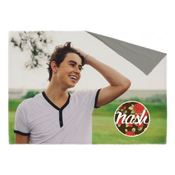 Limited Edition Nash Grier Throw Blanket - BLV Brands
