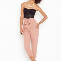 Tied Up Pants in  Clothes at Nasty Gal
