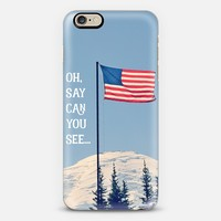 Oh Say Can You Say iPhone 6 case by Robin | Casetify