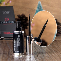 BOB Hyun black clear 3D stereoscopic Eyeliner is not blooming silky durable hard head J010