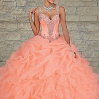 Quinceanera Dresses – Vizcaya Gown Dress Style 89023